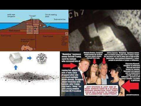 Epstein's Underground (S.C.A.B) - Systematic Child Abuse Base - Submarines Trafficking Kids?