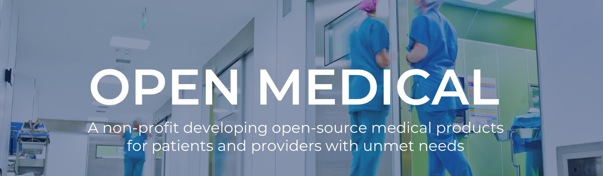 Open Medical Logo