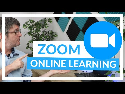 How to use Zoom for Remote and Online learning