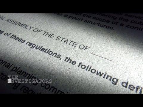 The Investigators: ALEC - The Backroom Where Laws Are Born
