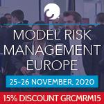 Model Risk Management Europe 2020