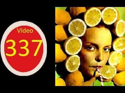 Limones en Conserva(Técnica Africana) Sabrosos!