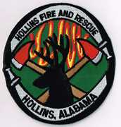 HOLLINS FIRE DEPARTMENT- HOLLINS, AL(CLAY COUNTY)