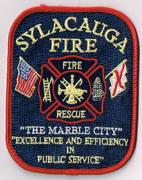 SYLACAUGA FIRE DEPARTMENT- SYLACAUGA, AL(TALLADEGA COUNTY)