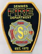 SEMMES FIRE DEPARTMENT- SEMMES, AL(MOBILE COUNTY)