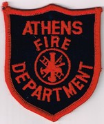 ATHENS FIRE DEPARTMENT- ATHENS, AL(LIMESTONE COUNTY)