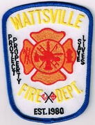 WATTSVILLE FIRE DEPARTMENT- REGLAND, AL(SAINT CLAIR COUNTY)