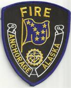 ANCHORAGE FIRE DEPARTMENT- ANCHORAGE, AK(ANCHORAGE BOROUGH)