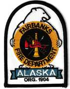 FAIRBANKS FIRE DEPARTMENT- FAIRBANKS, AK(FAIRBANKS NORTH STAR BOROUGH)