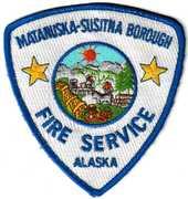 MATANUSKA SUSITNA BOROUGH FIRE SERVICE- WASILLA, AK(MATANUSKA SUSITNA BOROUGH)