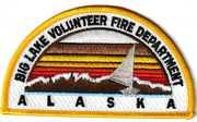 BIG LAKE FIRE DEPARTMENT- BIG LAKE, AK(MATANUSKA SUSITNA BOROUGH)