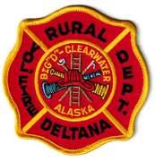 RURAL DELTANA FIRE DEPARTMENT- DELTA JUNCTION, AK(SOUTHEAST FAIRBANKS CENUS AREA)