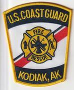 UNITED STATES COAST GUARD KODIAK FIRE DEPARTMENT- KODIAK, AK(KODIAK ISLAND BOROUGH)