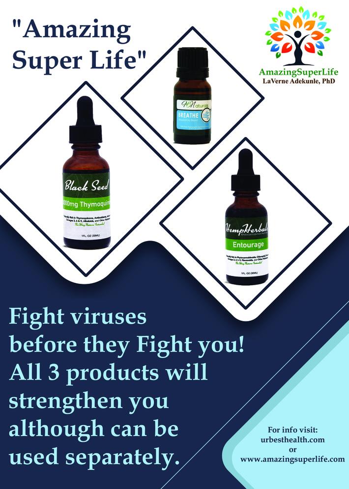Virus fighters