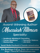 Dr. Macaiah Tillman