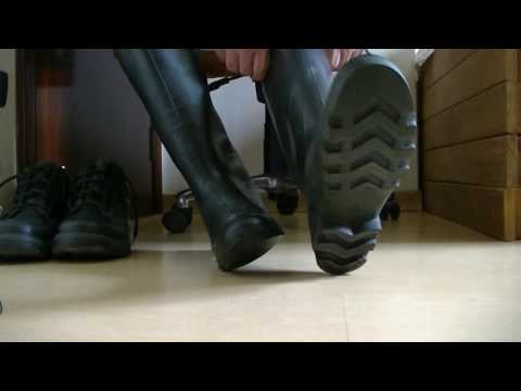 Bota de PVC ou Borracha   2016