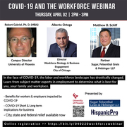 COVID-19 and the Workforce Webinar