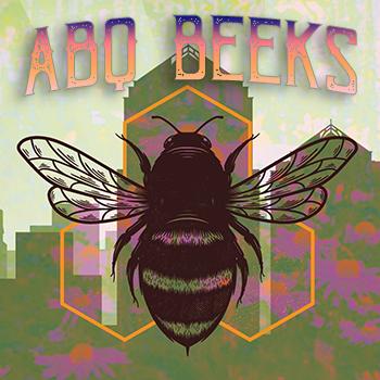 ALBUQUERQUE BEEKEEPERS Logo