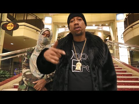 Planet Asia - Tec And A Mink (Prod. By 38 Spesh) (New Official Music Video)