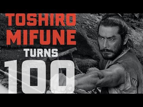 Toshiro Mifune Turns 100 - Criterion Channel Teaser