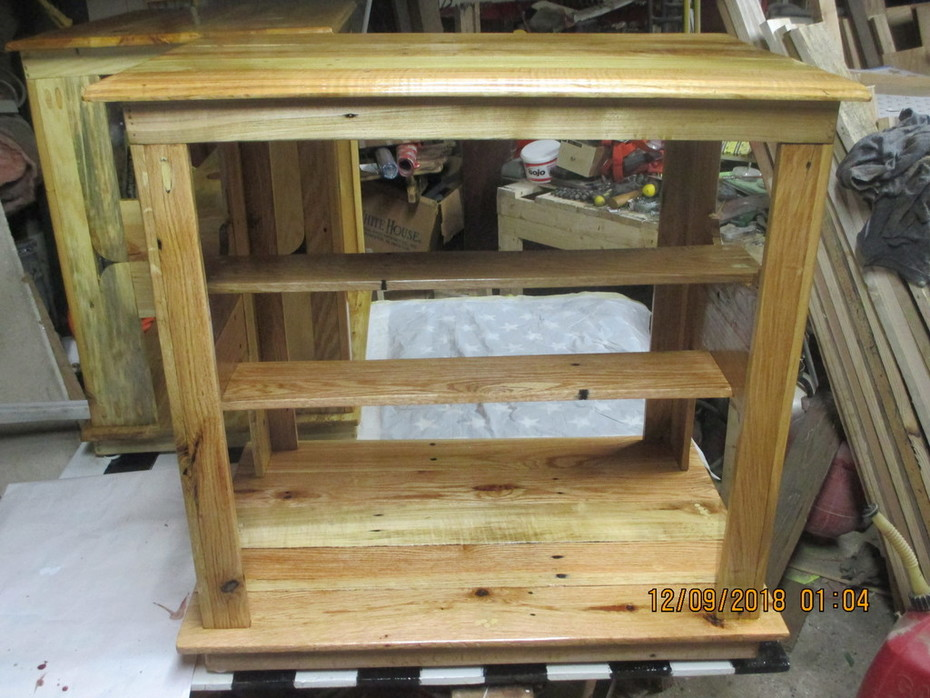 009 one of a kind end table
