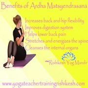 What are the benefits of Ardha Matsyendrasana?