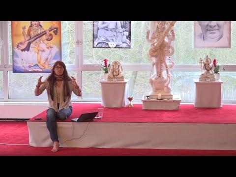 Live Vortrag - Die Ayurveda Glücksformel mit Julia Lang - 13:00 Uhr 02.04.2020
