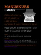 ONLINE MANUSKURS VÅREN 2020 (start 18. april)