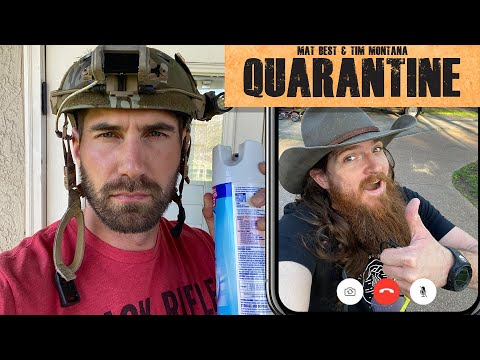 """Quarantine"" a song by Mat Best and Tim Montana"