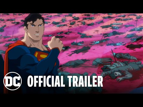 Justice League Dark: Apokolips War | Official Trailer