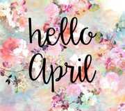 April Official Active List
