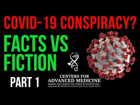 Covid-19 Virus Conspiracy? Truth About Corona Virus: Part 1- Dr. Rashid A. Buttar
