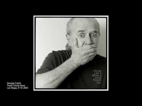 George Carlin - I Kinda Like it When a Lotta People Die - Album Preview