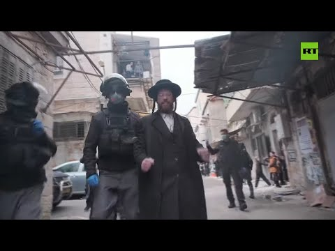 Infections spike | Ultra-Orthodox Jews ignore govt lockdown