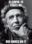 Nothing can destroy Keith Richards