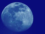 la luna sopra Quiliano oggi 5 aprile  2020