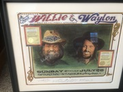 Willie & Waylon- Hells Angels Oakland Chapter