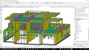 Steel Structural Detailing and 3D Modeling