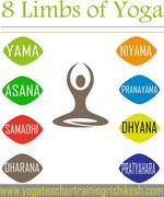 What are the eight limbs of Yoga { Rishikesh Yog Mandir}