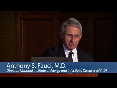 Dr. Fauci in 2017: Trump will be challenged by a 'surprise global disease outbreak' (Video)