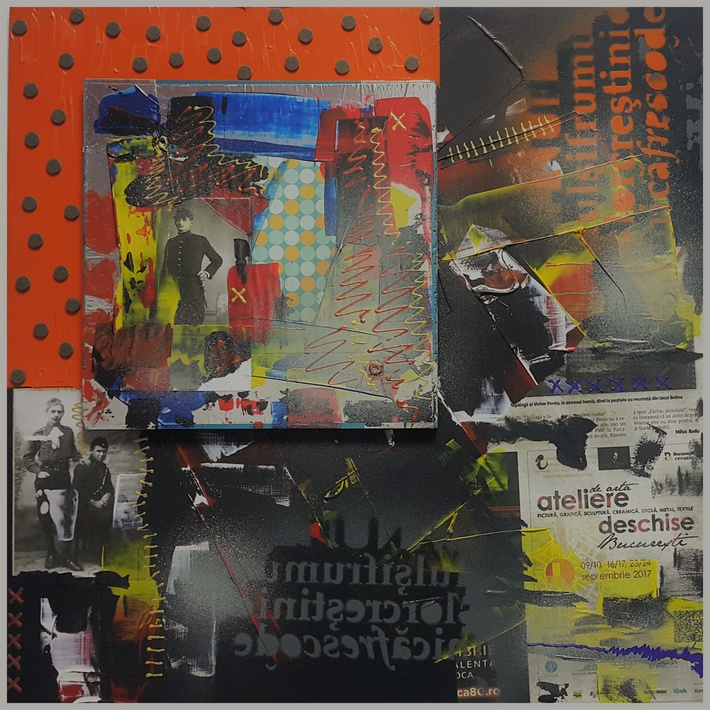 Dadaist Composition No Q1i