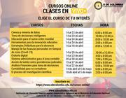 Cursos en línea U de Colombia
