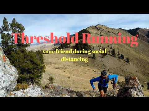 Threshold Running: Your Friend during Social Distancing + (DYNAFIT Feline Up Pro Shoe Review)
