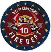 SCOTTSDALE FIRE DEPARTMENT- SCOTTSDALE, AZ(MARICOPA COUNTY)