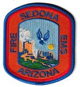 SEDONA FIRE DEPARTMENT- SEDONA, AZ(YAVAPAI AND COCONINO COUNTY)