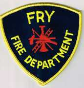FRY FIRE DEPARTMENT(DISTRICT NOW)- FRY, AZ(COCHISE COUNTY)