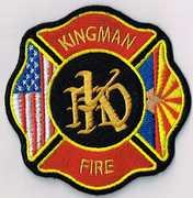 KINGMAN FIRE DEPARTMENT- KINGMAN, AZ(MOHAVE COUNTY)