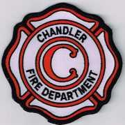 CHANDLER FIRE DEPARTMENT- CHANDLER, AZ(MARICOPA COUNTY)
