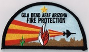GILA BEND AIR FORCE AUXILIARY FIELD FIRE PROTECTION DISTRICT- GILA BEND, AZ(MARICOPA COUNTY)