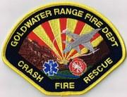 GOLDWATER RANGE FIRE DEPARTMENT- YUMA, AZ(YUMA COUNTY)